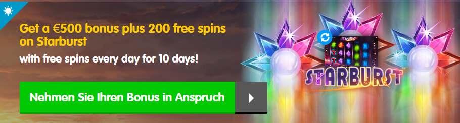 Casino Room Erfahrungen - Bonus