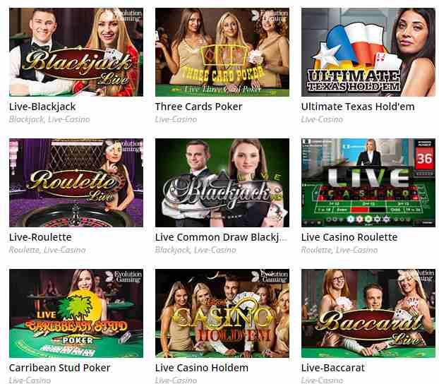 Casino Room Erfahrungen - Live Casino