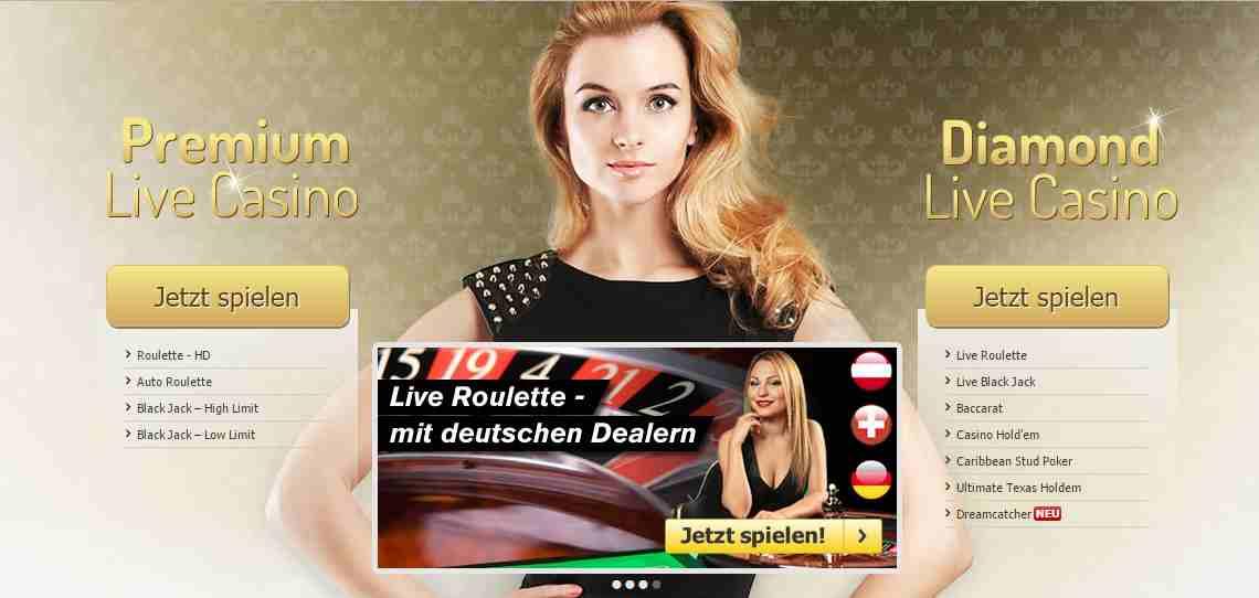 Interwetten Casino Erfahrungen - Live Casino