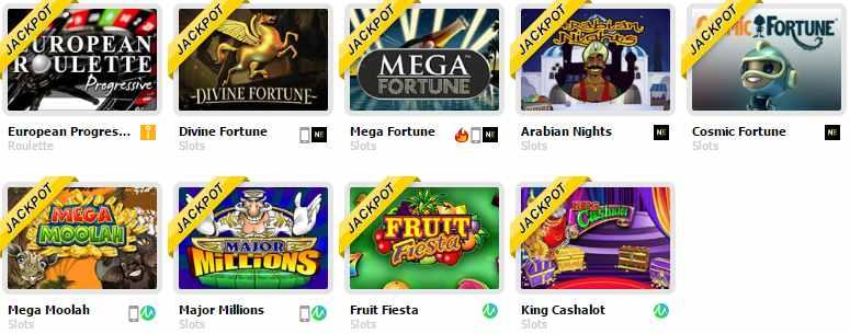 Interwetten Casino Erfahrungen - Spieleangebot