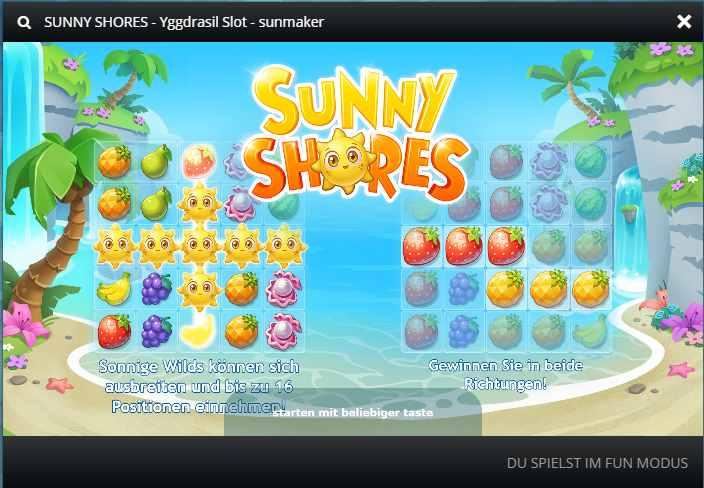 Sunmaker Casino Erfahrungen - Spiele