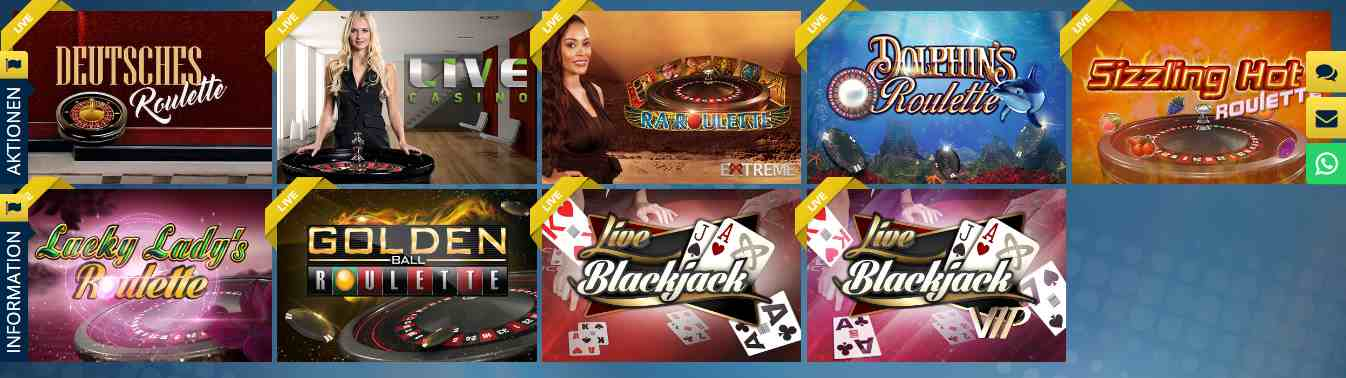 Sunmaker Casino Erfahrungen - Usability