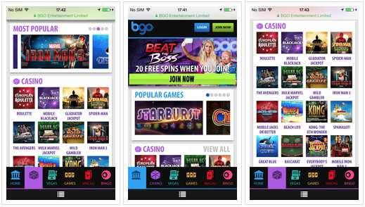bgo Casino Erfahrungen - Mobil
