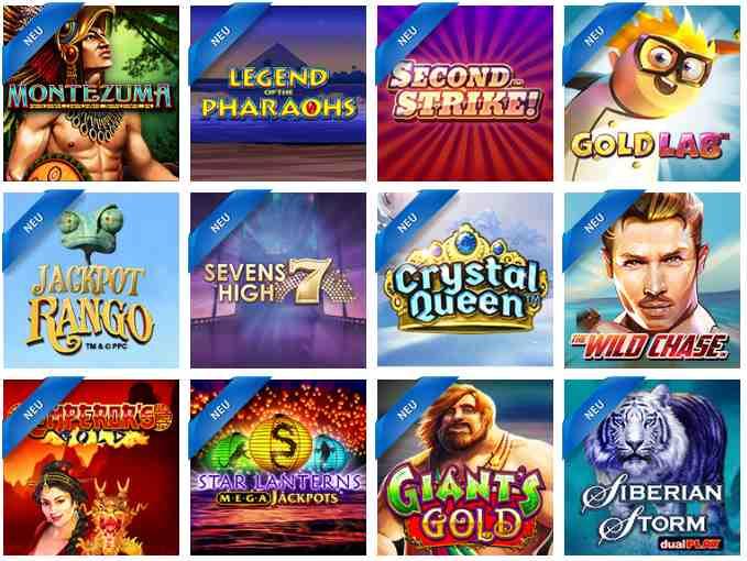 bgo Casino Erfahrungen - Spieleangebot