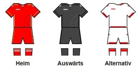 FC Union Berlin Trikot
