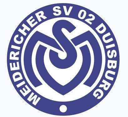 MSV Duisnburg Logo Wappen