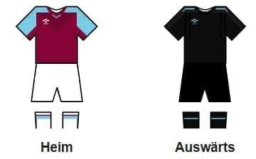 West Ham United Trikot