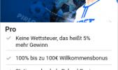 Wettsteuer in Deutschland – Vergleich der Sportwetten Anbieter