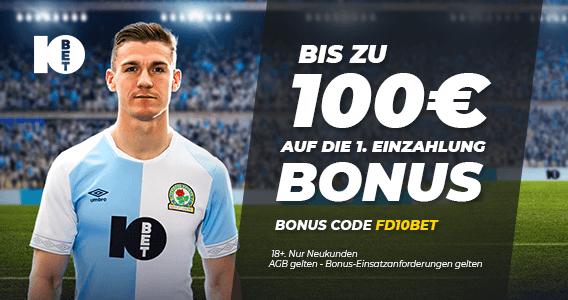 10bet bonus