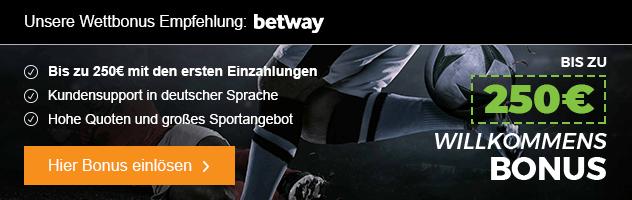 Betway Bonus