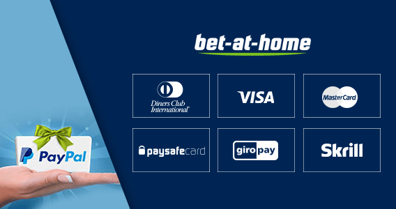 bet-at-home Zahlung